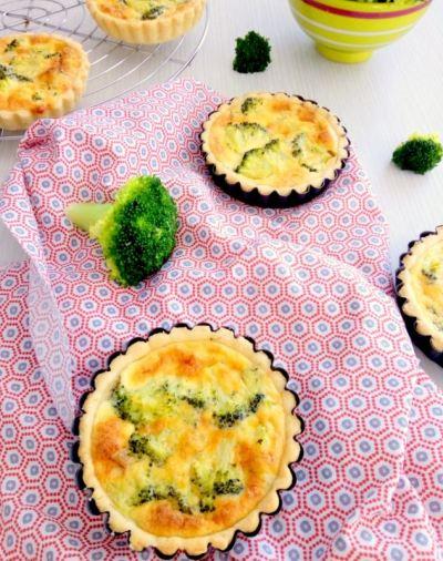 tarte au thon et brocoli