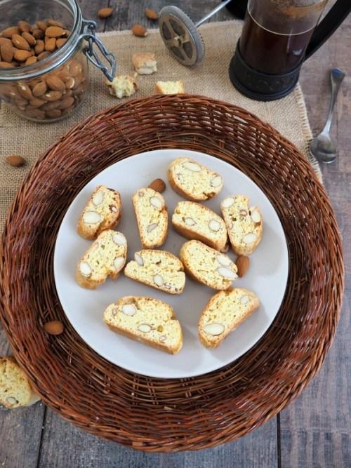 biscuits secs aux amandes