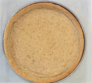 pâte sucrée aux noisettes