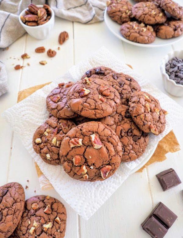 cookies au chocolat de martha stewart