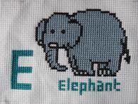 Imagier elephant