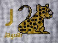 Imagier jaguar