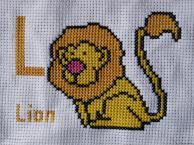 Imagier lion
