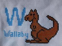 Imagier wallaby