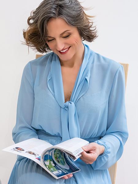 Valeria Farina - Consulenze per eventi in trasferta