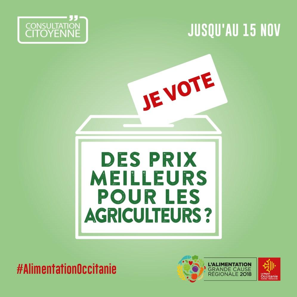 prix agriculteurs occitanie