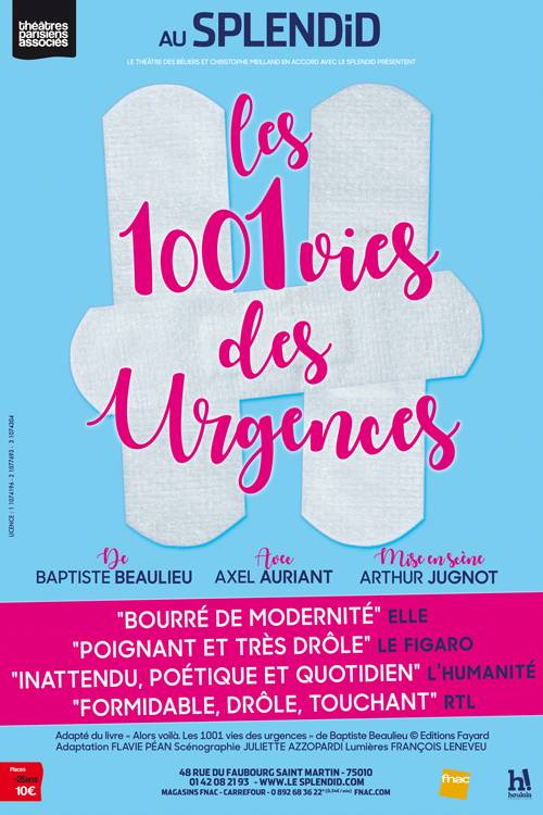 Les 1001 Vies Des Urgences : urgences, Urgences