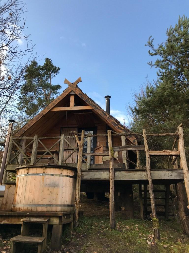 Cabane de Rensiwez - extéireur