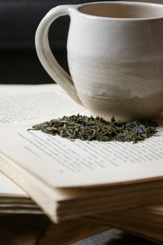 Thé d'automne - thé vert - tasse Kim Verbeke