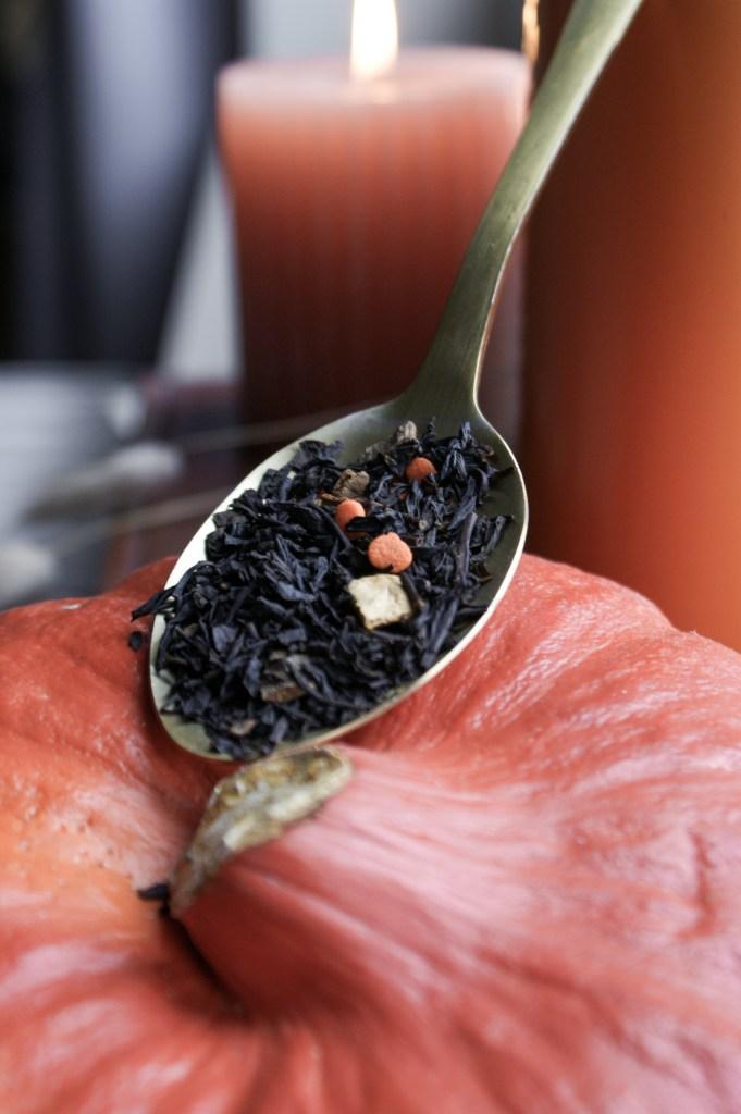 Thé citrouillé - thé d'automne - Pumpkin chaï - Spice latte