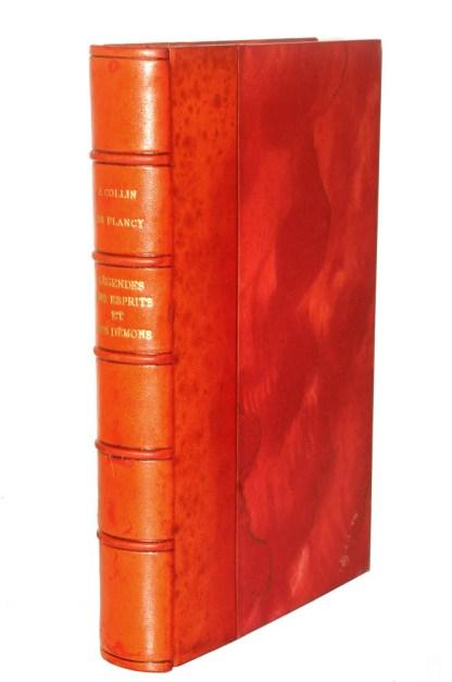 COLLIN DE PLANCY, Légendes des esprits et des démons, Paris, Plon, [1864]