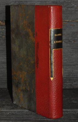 Dante Alighieri, l'Enfer, traduction de L. Espinasse-Mongenet, Paris, Nouvelle librairie nationale, 1920