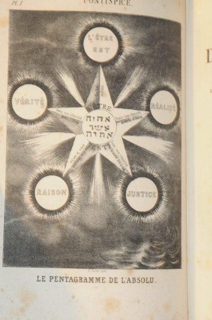 Eliphas LEVI, Histoire de la Magie, avec une exposition claire et précise de ses procédés de ses rites et de ses mystères, Paris, Germer Baillière, 1860