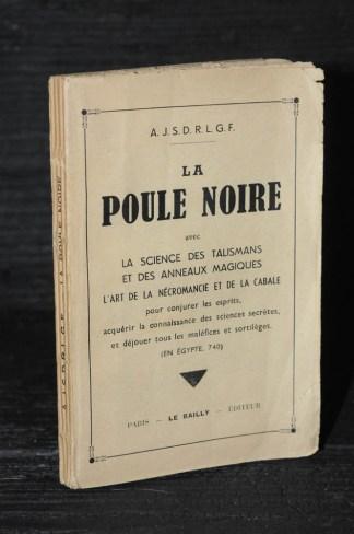 Livres anciens sur la Sorcellerie & Démonologie – Les