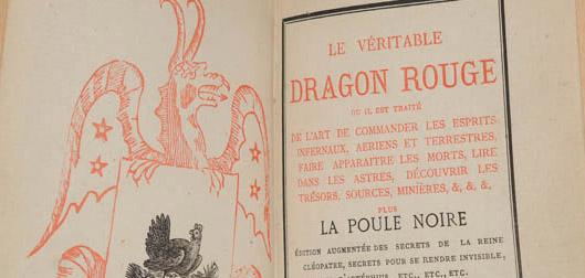 Pour en savoir plus sur le Dragon rouge
