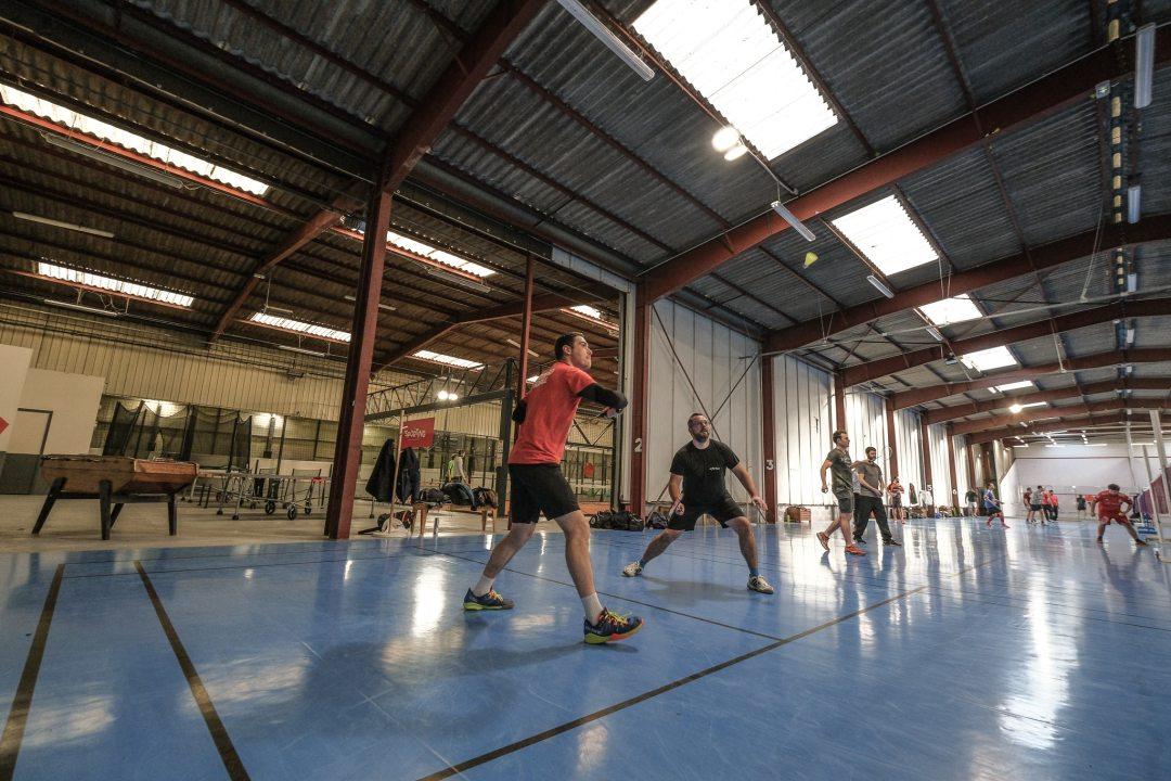 Image badminton