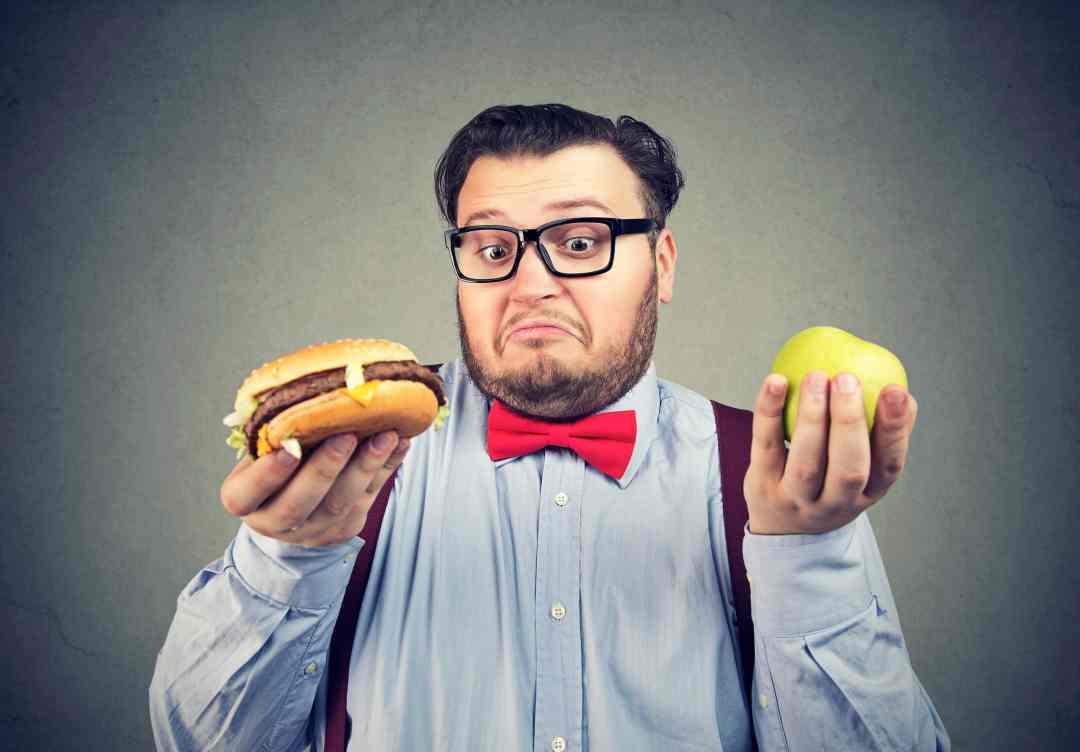 Burger ou Pomme ?