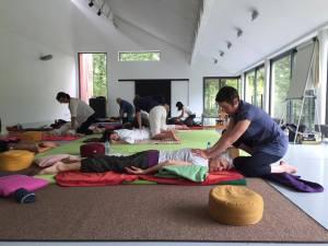Cours de Shiatsu-Style Ohashi (Module 1) @ Ecole de Shiatsu de Louvranges | Wavre | Wallonie | Belgium