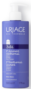 liniment oléothermal uriage quel liniment choisir