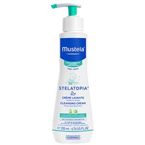 crème lavante bébé stelatopia mustela