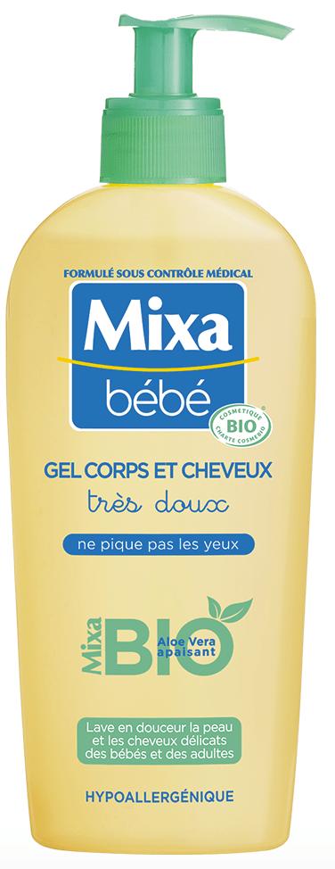 gel corps et cheveux bébé bio mixa bébé bio quel gel lavant choisir lesptitesmainsdabord