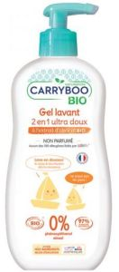 gel lavant carryboo bébé lesptitesmainsdabord