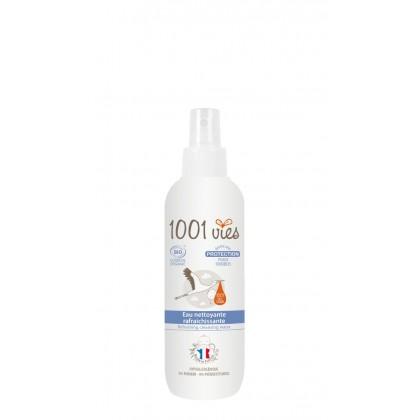 eau nettoyante bioprotection 1001 vies bébé