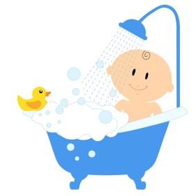 bain bébé anti liste de naissance