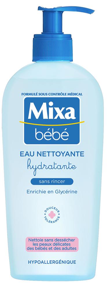 eau nettoyante hydratante bébé mixa bébé quelle eau nettoyante choisir lesptitesmainsdabord