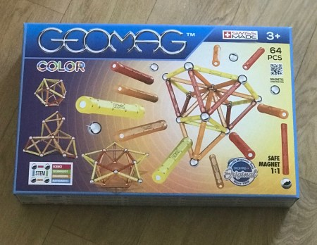 test geomag color
