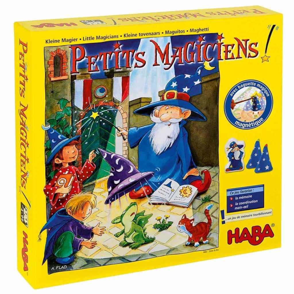 les petits magiciens cadeau cinq ans