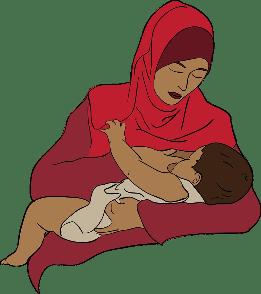biberons dès la naissance