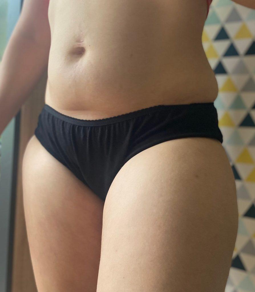 culotte menstruelle test guide d'achat nymphéa lily basic lesptitesmainsdabord