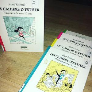 Les cahiers d'Esther lesptitesmainsdabord