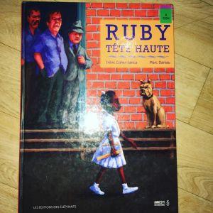 Ruby tête haute lesptitesmainsdabord