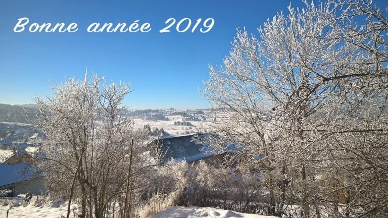 Nouvelle année, nouvelles perspectives…