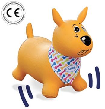 ludi chien sauteur