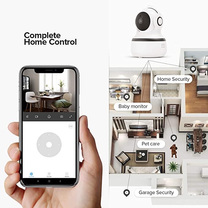 Camera surveillance Babyphone