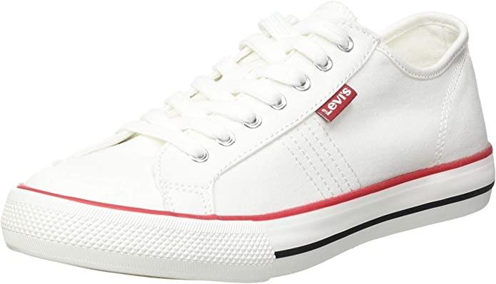 Chaussure Levis blanche
