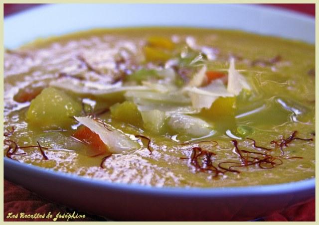Soupe patisson 2