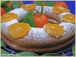 Ciambella aux mandarines