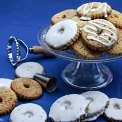 Biscuits Suèdois au gingembre