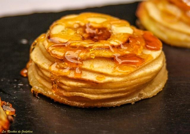 Tartelette aux pommes 3