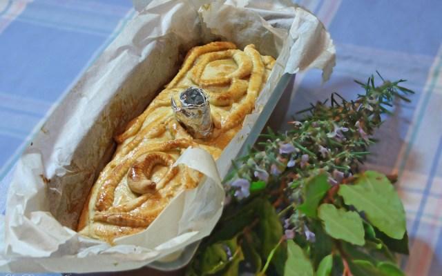Terrine de canard aux olives