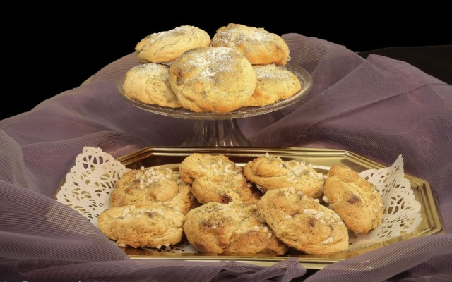 Biscuits au cidre
