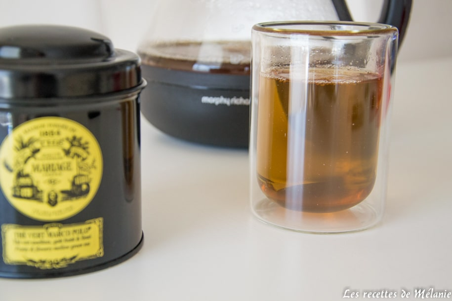 Comment bien infuser son thé?