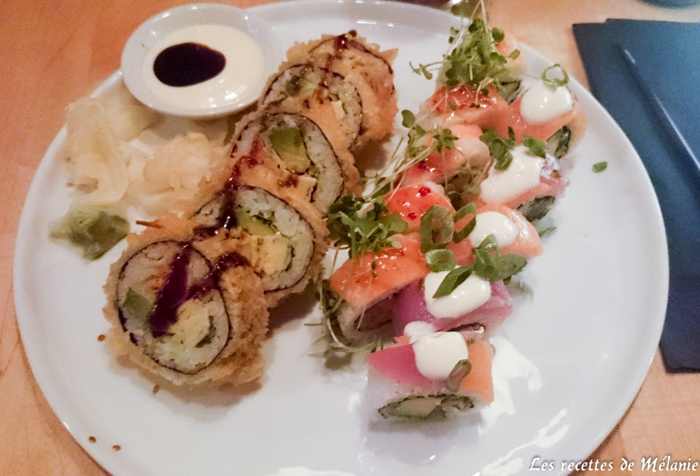 découvertes culinaires au Canada