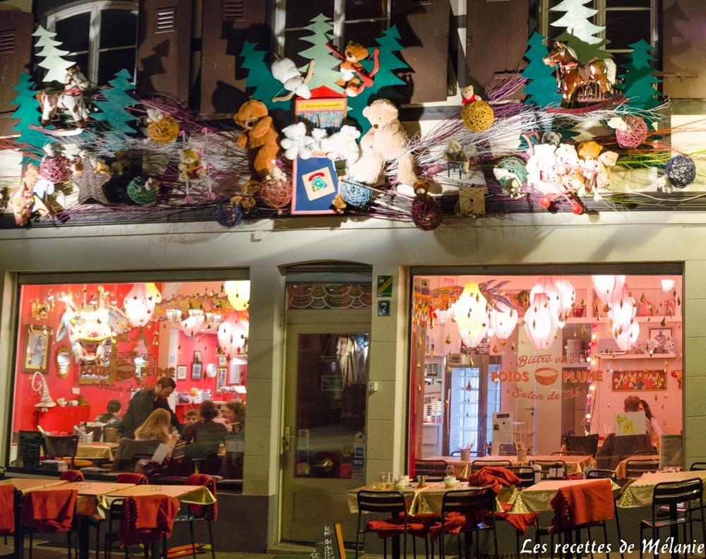 Restaurant poids plume à Strasbourg
