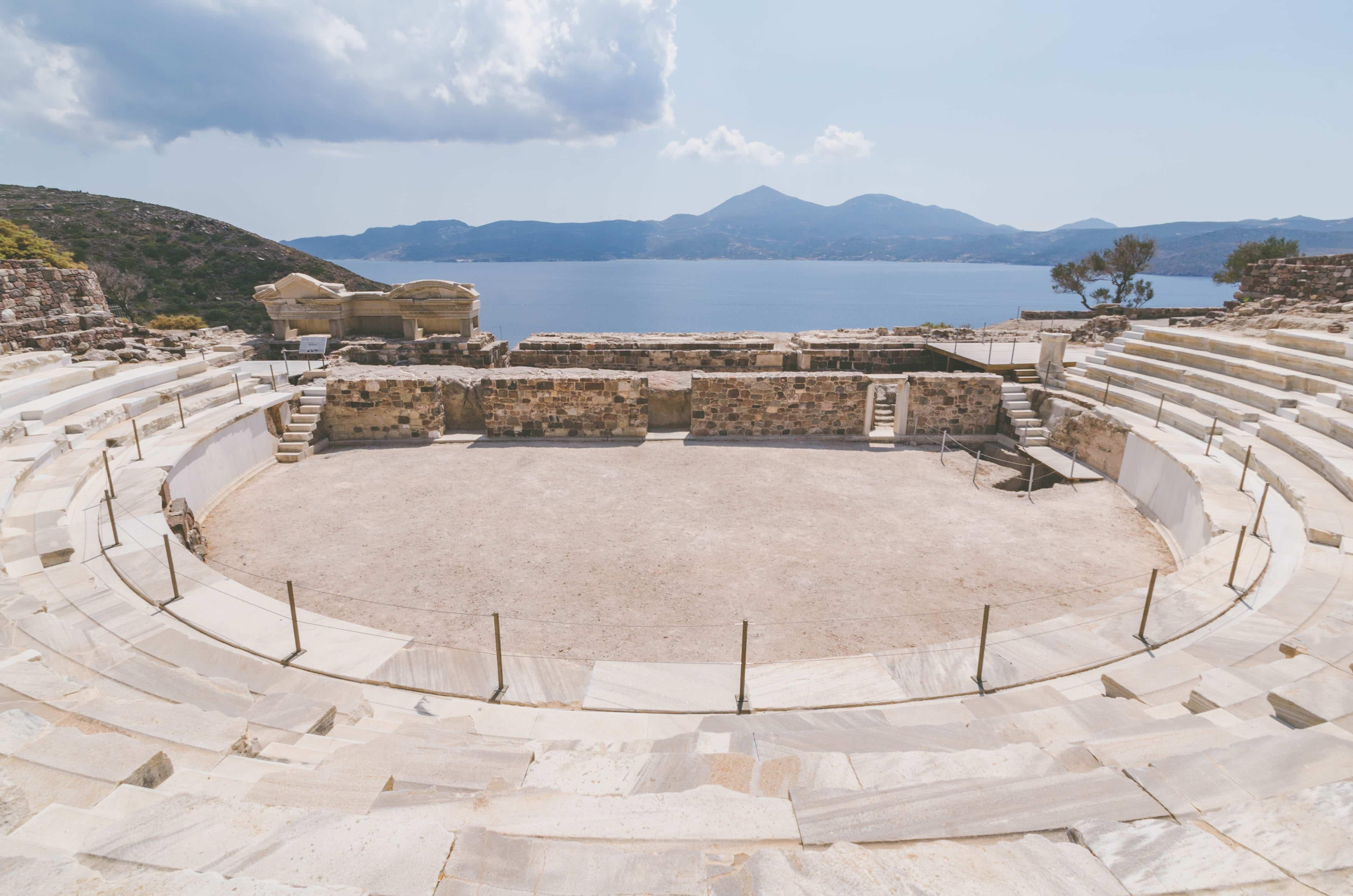 3 jours à Milos - Cyclades