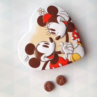 chocolats mickey
